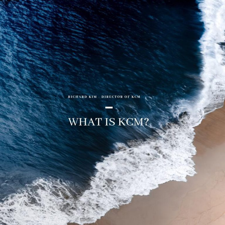 What is KCM? – Richard Kim