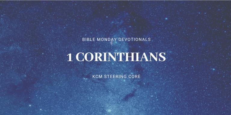 1 Corinthians 11 / Heidi Kim