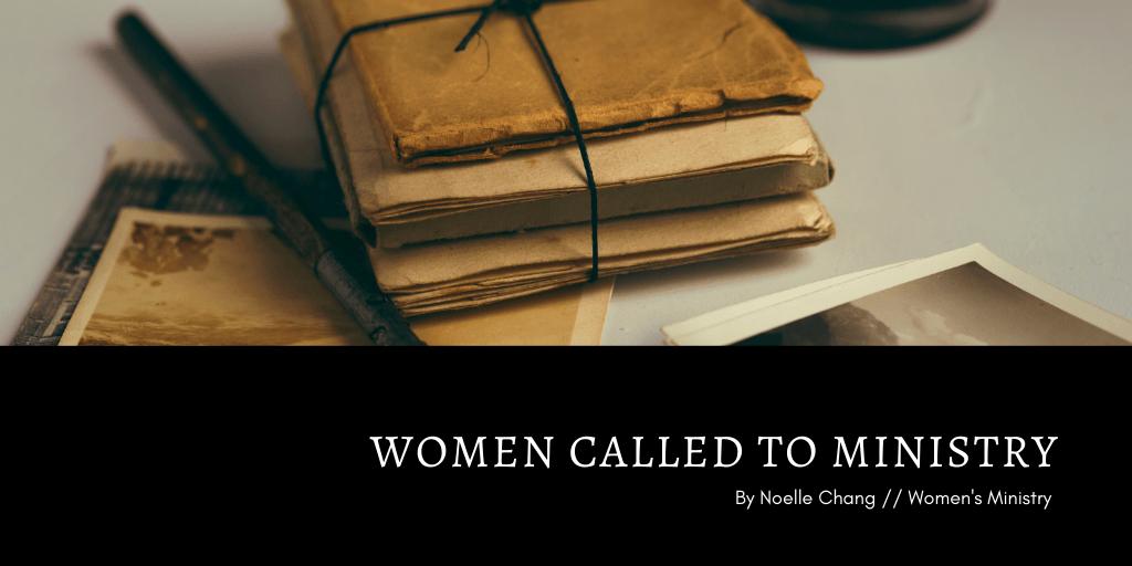 Women Called to Ministry